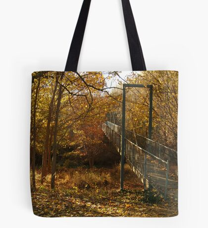 Autumn Walk Clunes Tote Bag