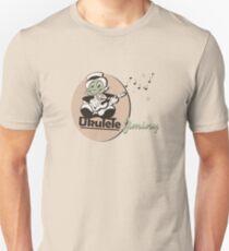 Ukulele Jiminy Unisex T-Shirt