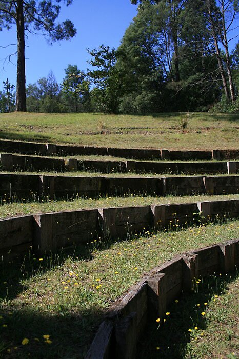 Puffing Billy - The Amphitheatre by SugarSniper