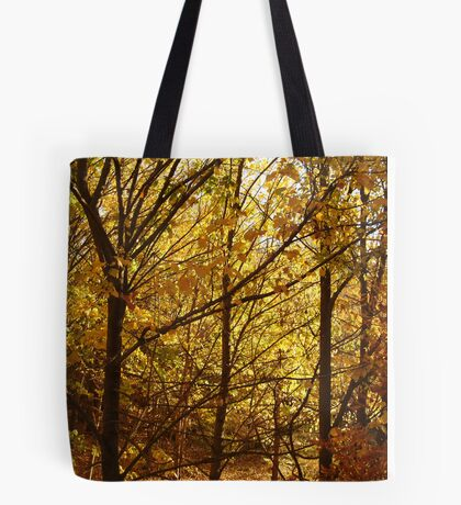 Autumn at Clunes Tote Bag
