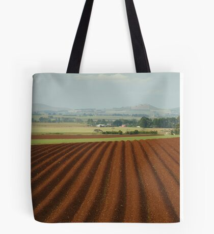 View to Seven Hills of Smeaton Tote Bag