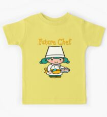 Cute Future Chef Gifts Kids Tee