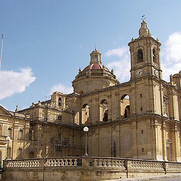 St. Catherine's Zejtun Malta by dgatt
