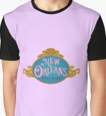 New Orleans Square Graphic T-Shirt