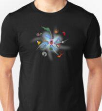 KIRBY THE INHALER Unisex T-Shirt