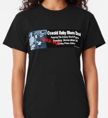Oswald Ruby Blues Band Classic T-Shirt
