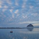Evening at Morro Bay by everpresent