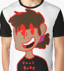 Cai (my cohost in livestreams!!) Graphic T-Shirt