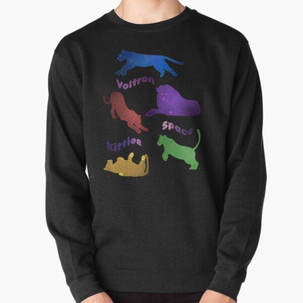 Voltron Space Kitties Pullover Sweatshirt