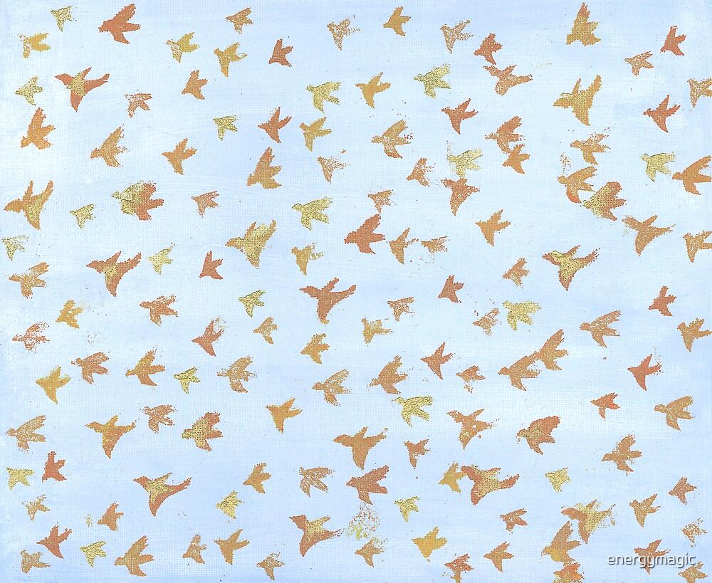 100 Birds by energymagic