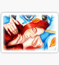 Maedhros_Wake me up when September ends Sticker