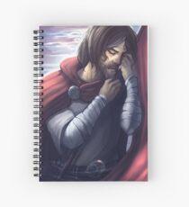 Rook Spiral Notebook