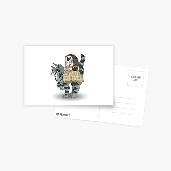 Khal Milo Postcard