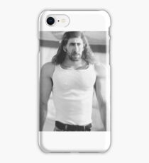 If Nick Cage was hench.... iPhone Case/Skin