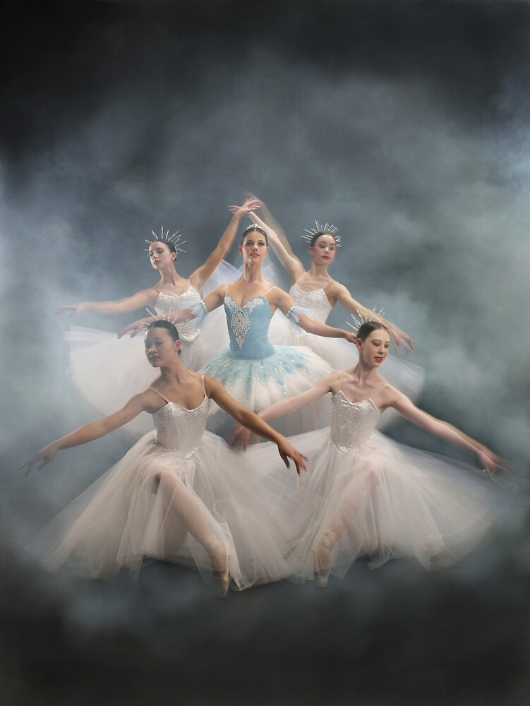Ballet Group by lawrencew