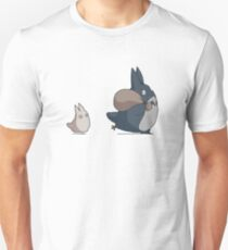 No ink - Totoro T-Shirt
