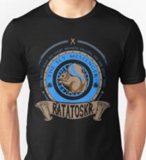 RATATOSKR - THE SLY MESSENGER T-Shirt