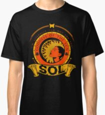 SOL - GODDESS OF THE SUN Classic T-Shirt