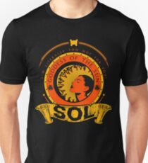 SOL - GODDESS OF THE SUN T-Shirt