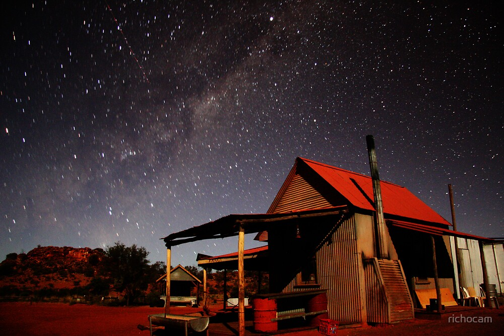 Stars over Australia by richocam