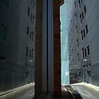 Backlane in South Adelaide by Ben Loveday