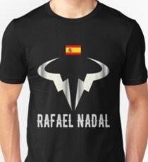 Rafa Nadal Spain. Unisex T-Shirt