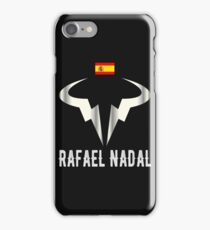 Rafa Nadal Spain. iPhone Case/Skin