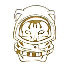 OLD SCHOOL SPACE CAT SMARTPHONE CASE (Graffiti) by leethompson