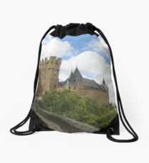 Alcázar of Segovia  - Segovia Castle Drawstring Bag