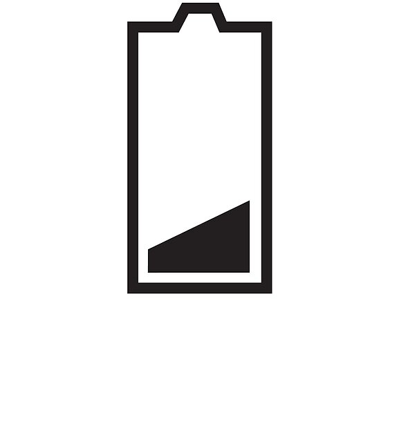 Warning Battery Low - Ver. 2 Sans Black by SugarSniper