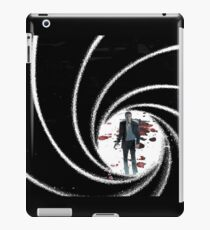 Graphic Bond, James Bond iPad Case/Skin