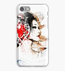 Japanese Geisha iPhone Case/Skin