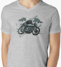 Cafe Racer Men's V-Neck T-Shirt