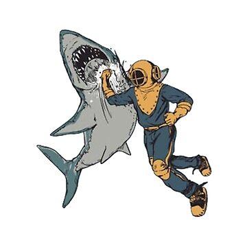 Shark punch by Destructor1123