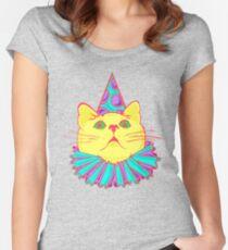 kITten Women's Fitted Scoop T-Shirt