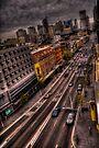 William Street by Alexander Kesselaar