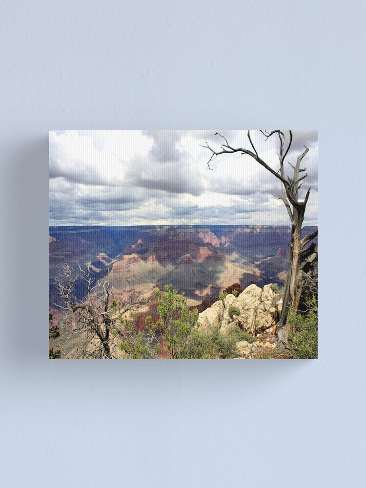 Alternate view of Grand Canyon Canvas Print