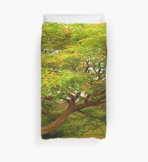 The Yellow Tree Duvet Cover