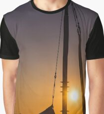 Sunrise Above Pelham Bay | New York City, New York Graphic T-Shirt
