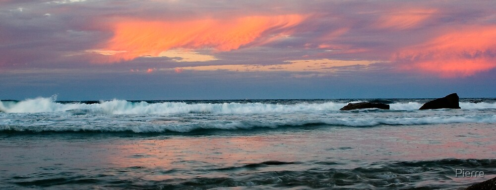 Moffat Beach 01 by Pierre