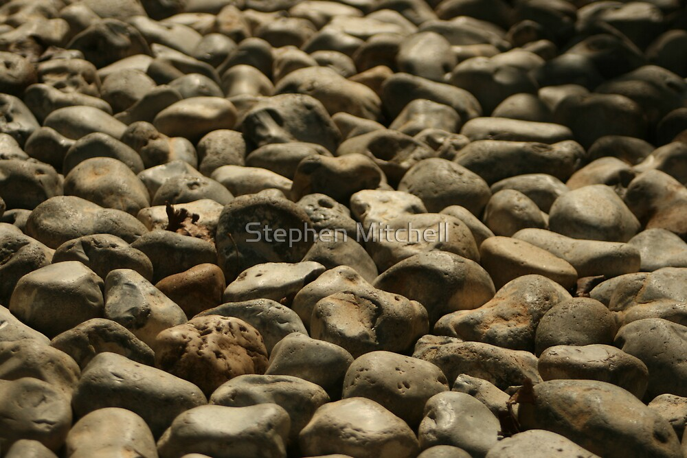 Boulders II by Stephen Mitchell