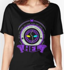 HEL - GODDESS OF THE UNDERWORLD Women's Relaxed Fit T-Shirt