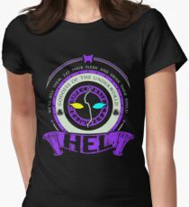 HEL - GODDESS OF THE UNDERWORLD Womens Fitted T-Shirt