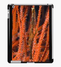 Ghost Pipefish, Kimbe Bay, Papua New Guinea iPad Case/Skin