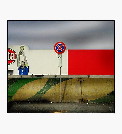 Milan Photographic Print