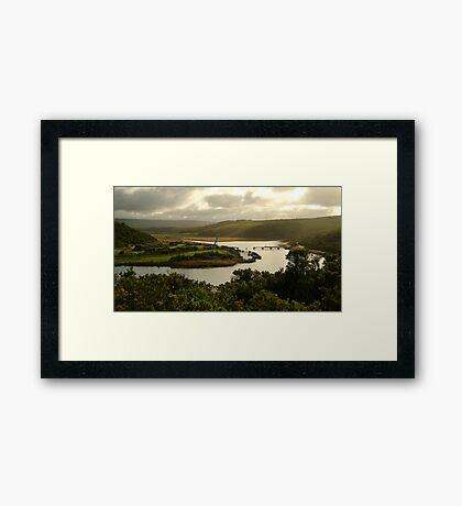 Glen Aire River, Otway Ranges Framed Print