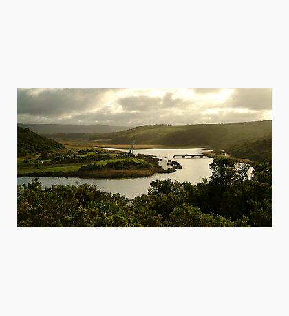 Glen Aire River, Otway Ranges Photographic Print