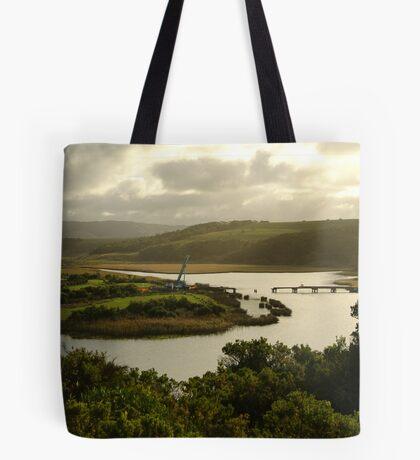 Glen Aire River, Otway Ranges Tote Bag