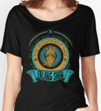 ERLANG SHEN - THE ILLUSTRIOUS SAGE Women's Relaxed Fit T-Shirt