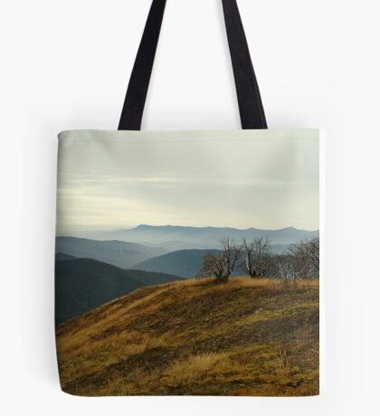 Top of Mt Blue Rag,High Country Tote Bag